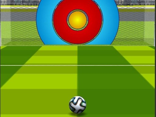 Play Super Football Kicking Game