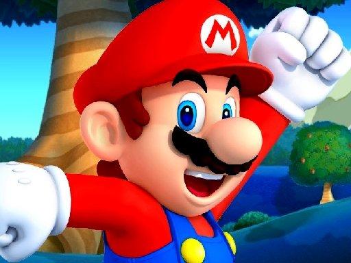 Play Super Mario Endless Run Game