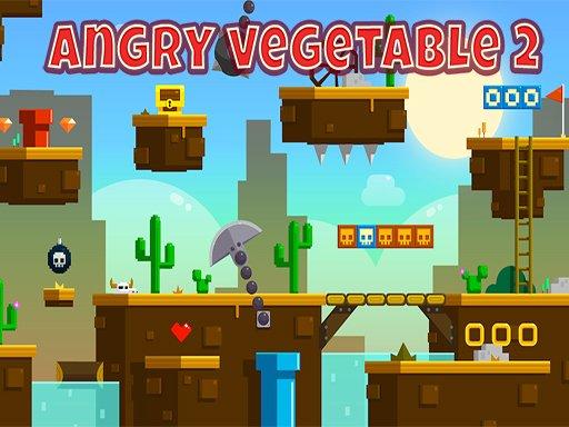 Play Angry Vegetable 2 Game