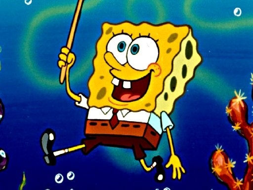 Play Sponge Bob Endless Run Game