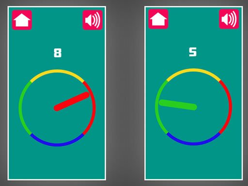 Play Colorful Clock Game