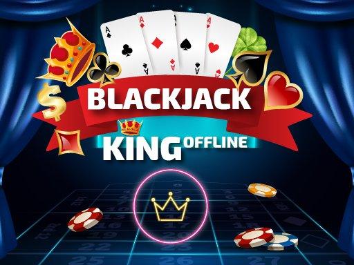 Play Blackjack King – Offline Game