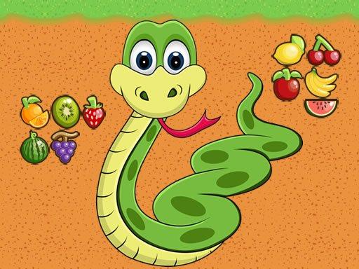 Play Snake Fruit Game