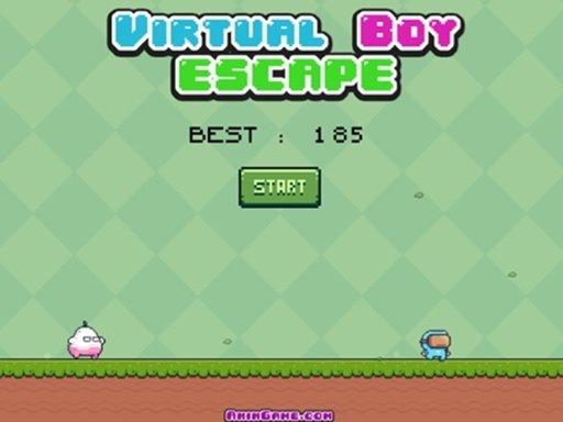 Play Virtual Boy Escape Game