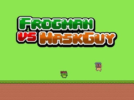 Play Frogman vs Maskguy Game