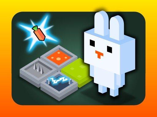 Play Funny Bunny Logic Game