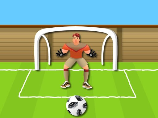 Play Penalty Shoot Game