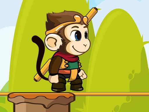 Play Monkey Bridge Game
