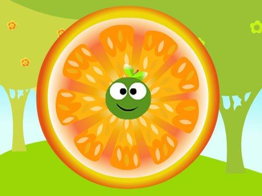 Play Ricocheting Orange Game