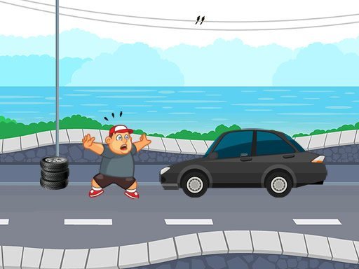 Play Crazy Road Runner Game