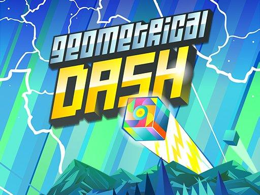 Play Geometrical Dash Game
