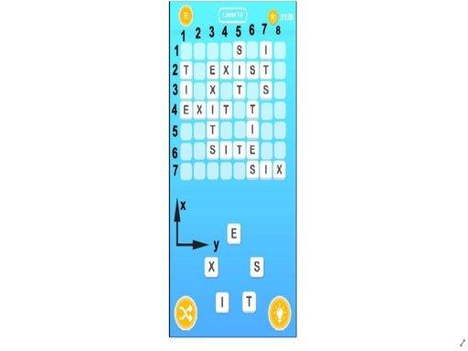 Play Word Cross ! Game