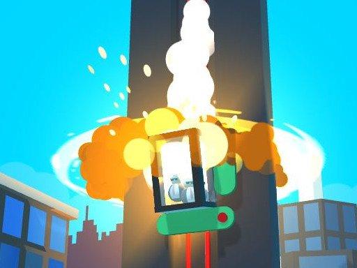 Play Elevator Breaking Game