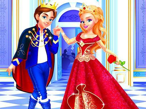 Play Cinderella Prince Charming Game