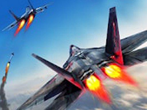 Play Plane War -Endless Missiles! Game