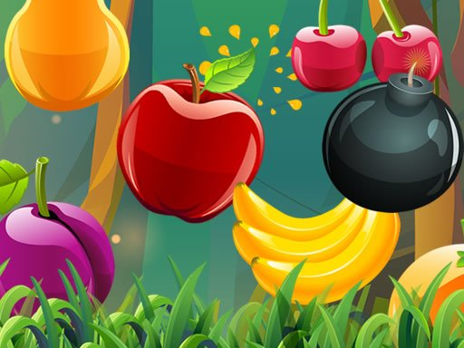 Play Fruit Cutting Game