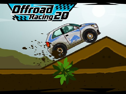 Play Offroad Racing 2D Game