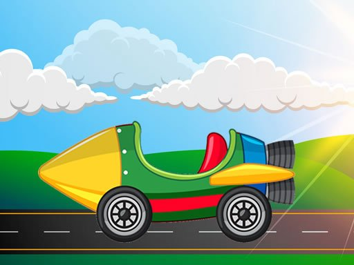 Play Colorful Vehicles Memory Game