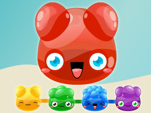 Play Connect The Jelly Game