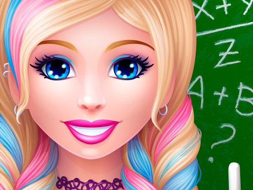 Play High School Dress Up For Girls Game