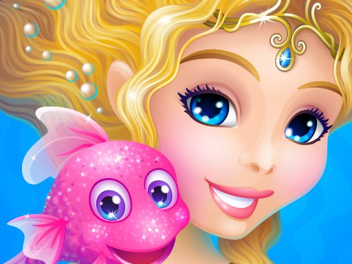 Play Mermaid Dress up for Girls Game