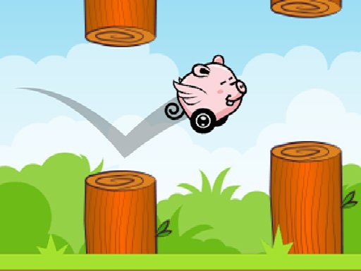 Play Flappy Pig Game