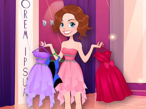 Play Julie Dress Up Game