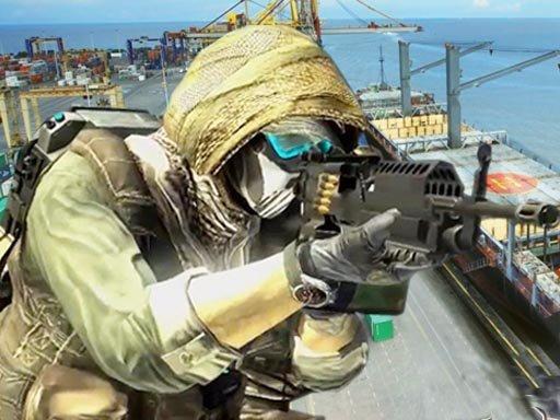 Play IGI Commando Gun Strike Game
