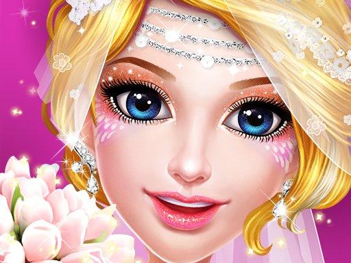 Play Wedding Bride Makeover Game