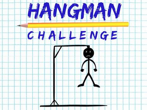 Play Hangman Challenge Game