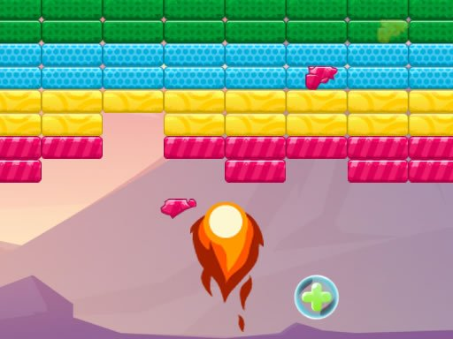 Play Brick Out Adventure Game