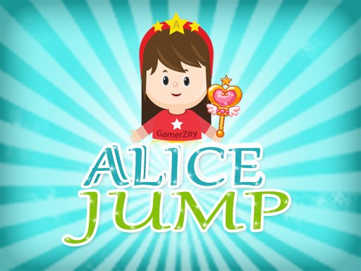 Play Alice Jump Game