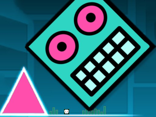 Play Geometry Dash: Mr Dubstep Game