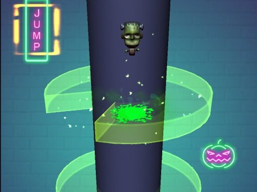 Play Scary Helix Game