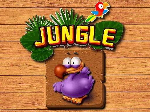 Play Jungle Matching Game