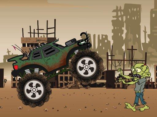 Play Apocalypse Truck Game