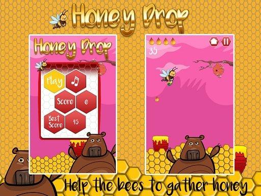 Play HoneyDrop Game