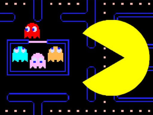 Play Pacman Game