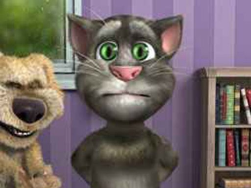 Play Talking Tom Funny Time Game