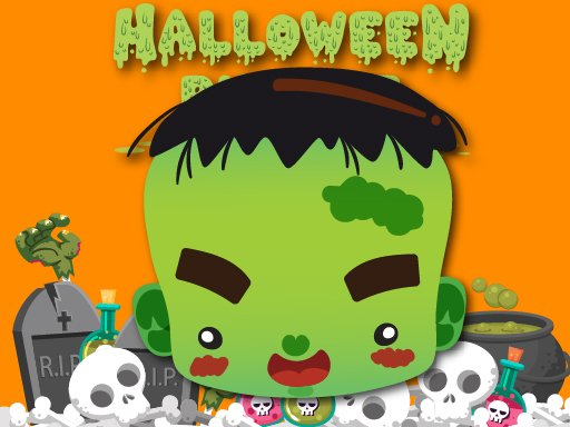 Play Halloween Puzzle Game
