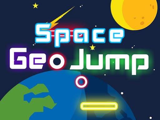 Play Space Geo Jump Game