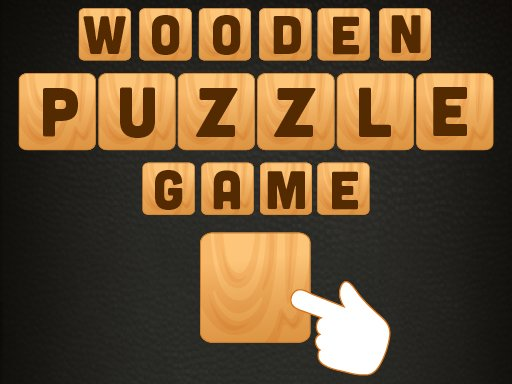 Play Wooden Puzzle Game