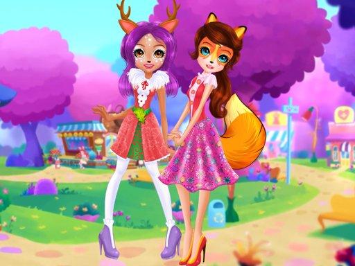 Play Enchanting Animal Spirits Game