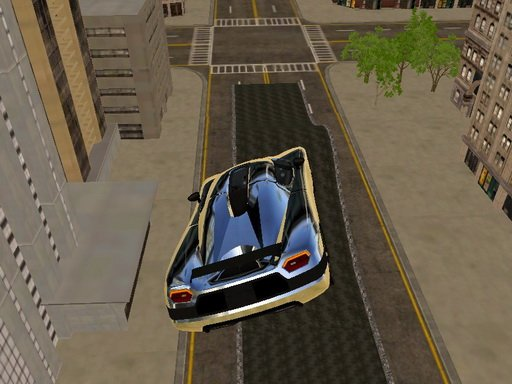 Play Crazy Car Stunts Game