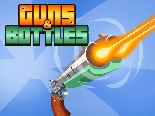 Play Guns & Bottles Game