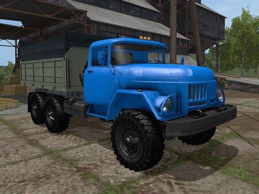 Play Russian Trucks Jigsaw Game