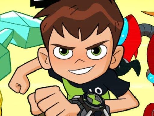 Play Ben10 Jumping Challenge Game