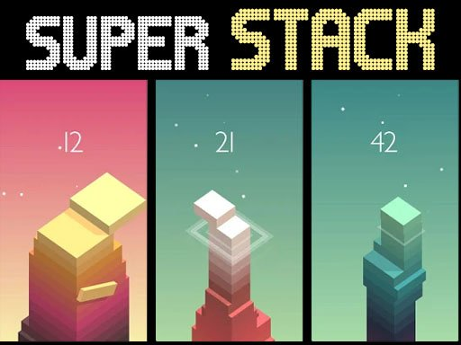 Play Super Stack Game