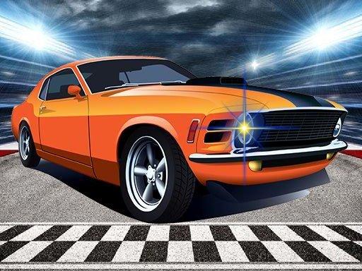 Play Racing GTA Cars Jigsaw Game