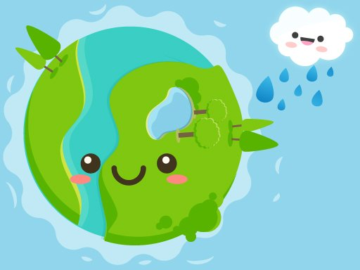 Play Happy Green Earth Game